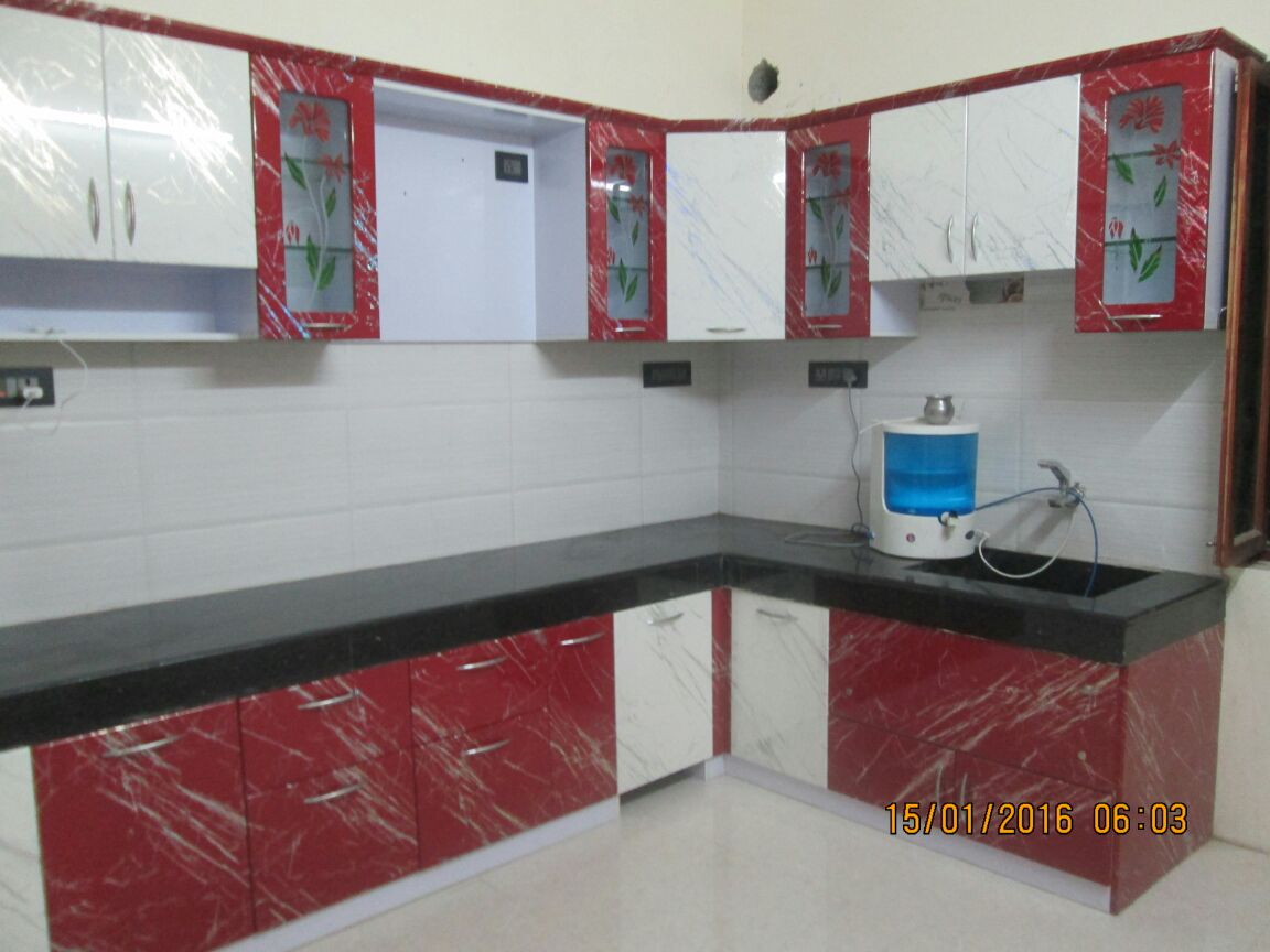 Vicky Interior Modular Kitchen In Madurai Interior